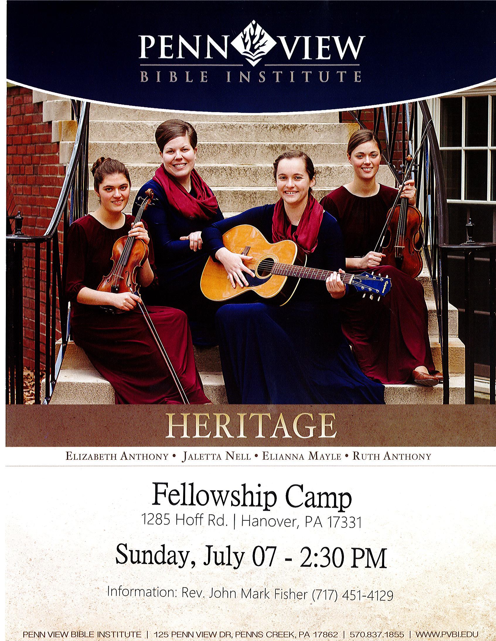Fellowship Camp