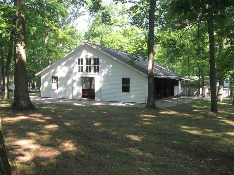 God's Missionary Church Fellowship Camp Tabernacle